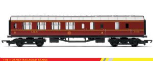 Hornby R4389 [RAILROAD] LMS Brake Coach